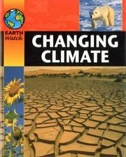 Cover of: Changing Climate (Earth Watch)