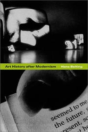 Cover of: Art History after Modernism |