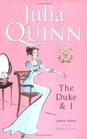 Cover of: The Duke and I