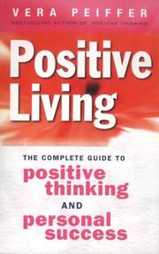 Cover of: Positive Living