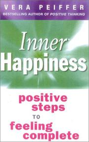 Cover of: Inner Happiness