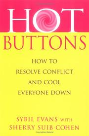 Hot Buttons by Sybil Evans, Sherry Suib Cohen