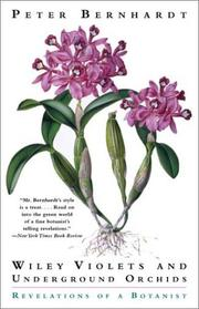 Cover of: Wily Violets and Underground Orchids