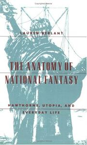 Cover of: The anatomy of national fantasy