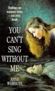 Cover of: You Can't Sing Without Me