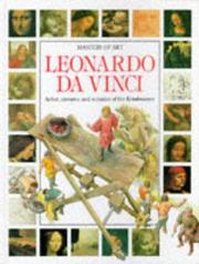 Cover of: Leonardo Da Vinci (Masters of Art)