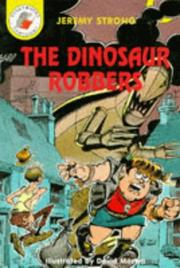 Cover of: The Dinosaur Robbers (Red Storybooks)