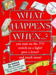 Cover of: What Happens When (What's Inside?)