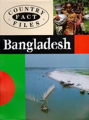 Cover of: Bangladesh (Country Fact Files)