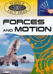 Cover of: Forces and Motion (Science Fact Files)