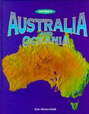 Cover of: Australia and Oceania (Continents)