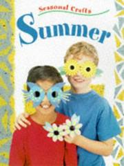 Cover of: Summer (Seasonal Crafts)
