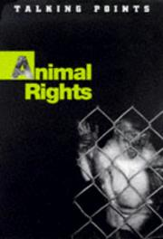 Cover of: Animal Rights (Talking Points)