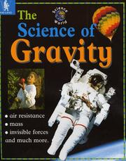 Cover of: The Science of Gravity (Science World)