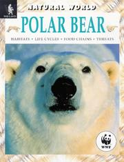 Cover of: Polar Bear (Natural World)