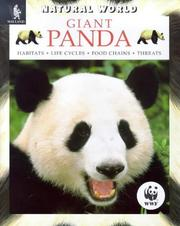 Cover of: Giant Panda (Natural World)