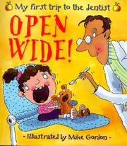 Cover of: Open Wide! (New Experiences)