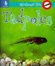 Cover of: Tadpoles (Minibeast Pets)