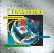 Cover of: The Internet (Technoworld)