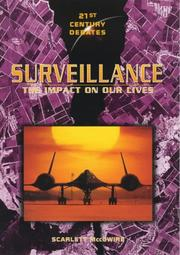 Cover of: Surveillance (21st Century Debates)