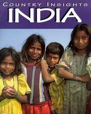 Cover of: India (Country Insights)