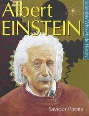 Cover of: Albert Einstein (Scientists Who Made History)