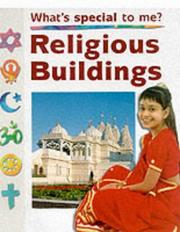 Cover of: Religious Buildings (What's Special to Me?)