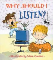 Cover of: Why Should I Listen? (Why Should I?)