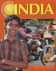 Cover of: India (Changing Face Of...)