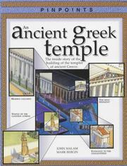 Cover of: An Ancient Greek Temple (Pinpoints)