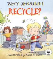 Cover of: Why Should I Recycle? (Why Should I?)