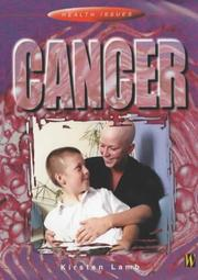Cover of: Cancer (Health Issues)