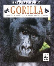 Cover of: Gorilla (Natural World)