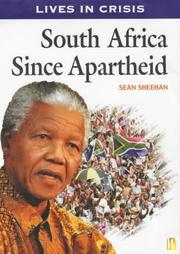 Cover of: South Africa since apartheid