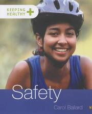 Cover of: Safety (Keeping Healthy)