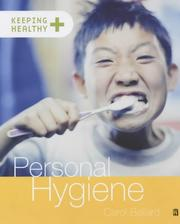 Cover of: Personal Hygiene (Keeping Healthy)
