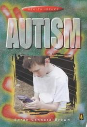 Cover of: Autism (Health Issues)