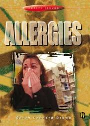 Cover of: Allergies (Health Issues)