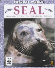 Cover of: Seal (Natural World)