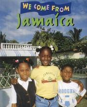 Cover of: Jamaica (We Come from)