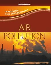 Cover of: Air Pollution (Improving Our Environment)