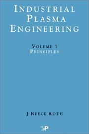Industrial plasma engineering