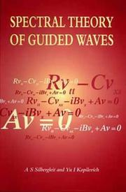 Cover of: Spectral theory of guided waves