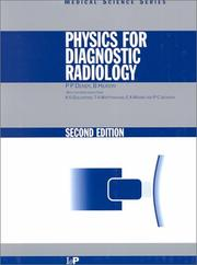 Cover of: Physics for diagnostic radiology