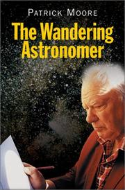 Cover of: The wandering astronomer