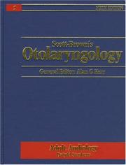 Cover of: Audiology (Scott-Brown's Otolaryngology)