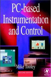 Cover of: PC-based instrumentation and control