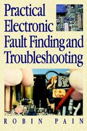 Cover of: Practical electronic fault finding and troubleshooting