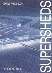 Cover of: Supersheds | Chris Wilkinson
