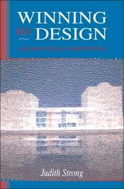 Cover of: Winning by design | Judith Strong